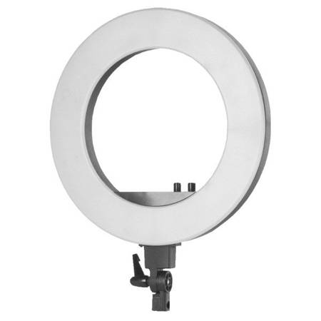 "LAMPA PIERŚCIENIOWA RING LIGHT 18"" 48W LED + STATYW"
